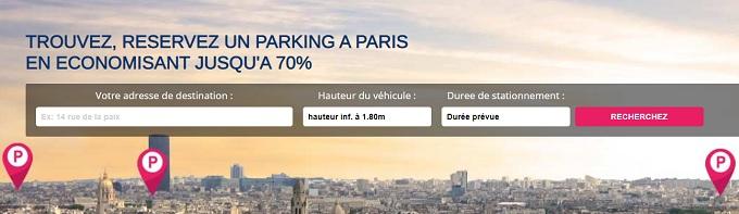 Parking pas cher Gare du Nord