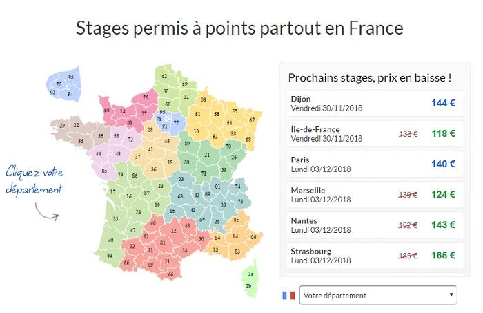stage récupération de points mulhouse