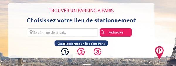 stationnement gratuit paris